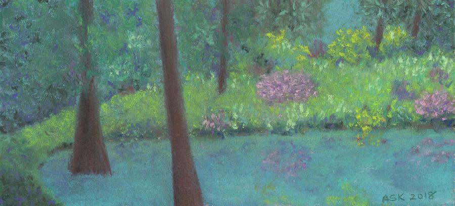 A Tricolored Heron Said Stay by Anne Katzeff
