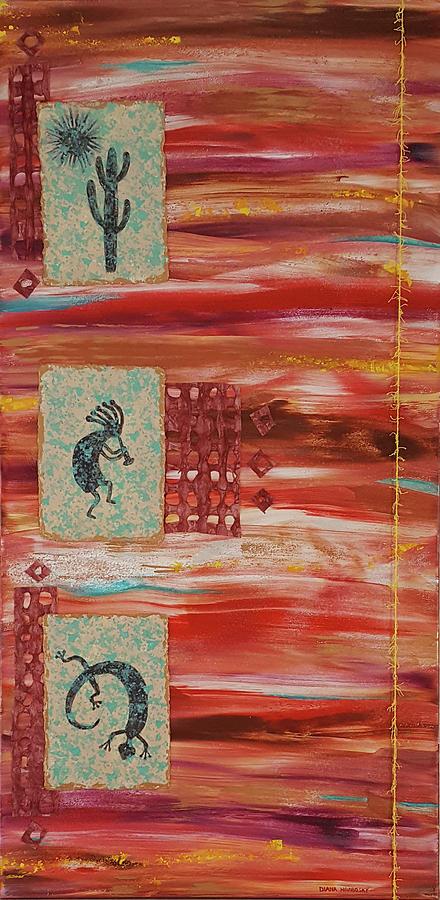 A Tucson Summer by Diana Hrabosky