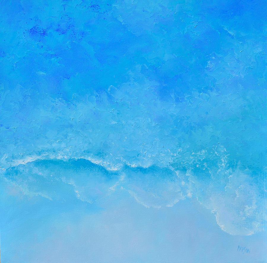 A Turquoise Ocean by Jan Matson