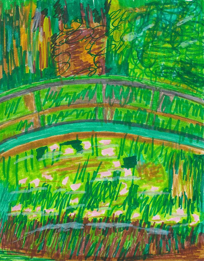 A Unique Look At Monet by Susan Schanerman