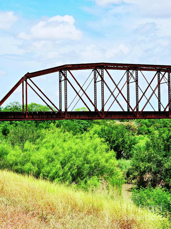 A Veiw To A Bridge Photograph