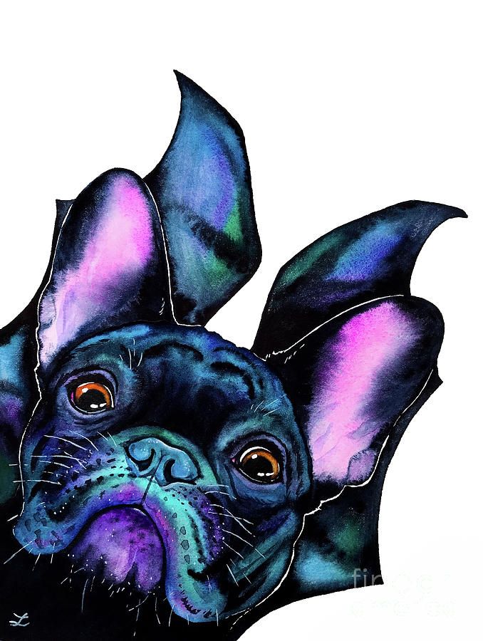 A Very Bat Dog by Zaira Dzhaubaeva