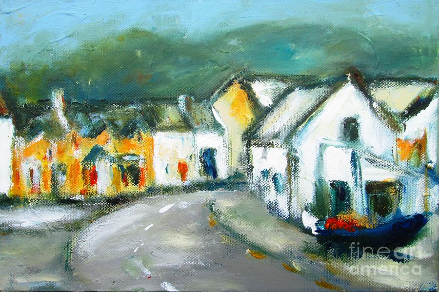 a village in ireland  by Mary Cahalan Lee- aka PIXI