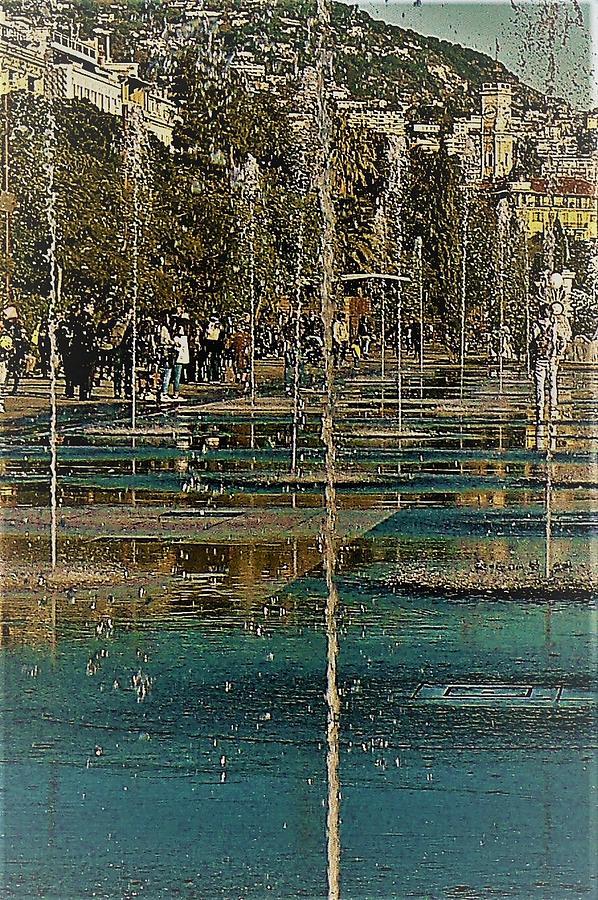 A Walk in the Park by Delorys Tyson