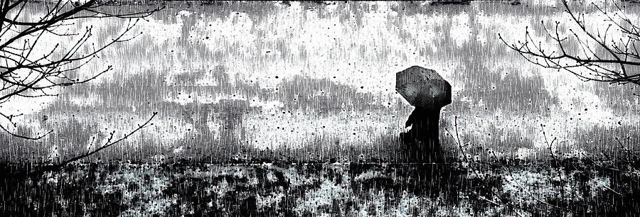 A Walk in the Rain by Susan Maxwell Schmidt