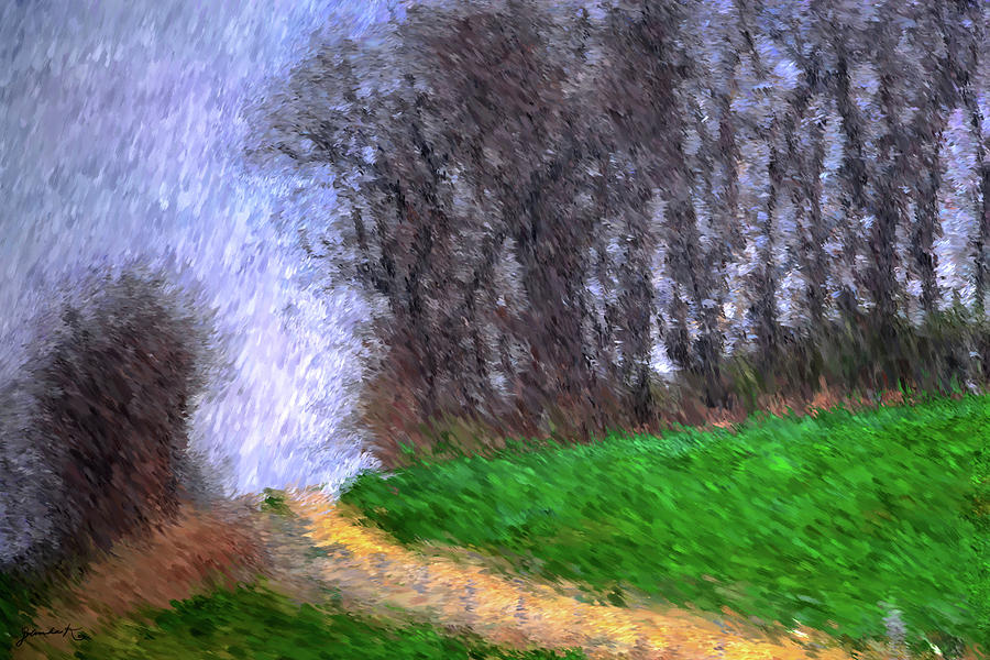 A Walk through Nature by Gerlinde Keating - Galleria GK Keating Associates Inc