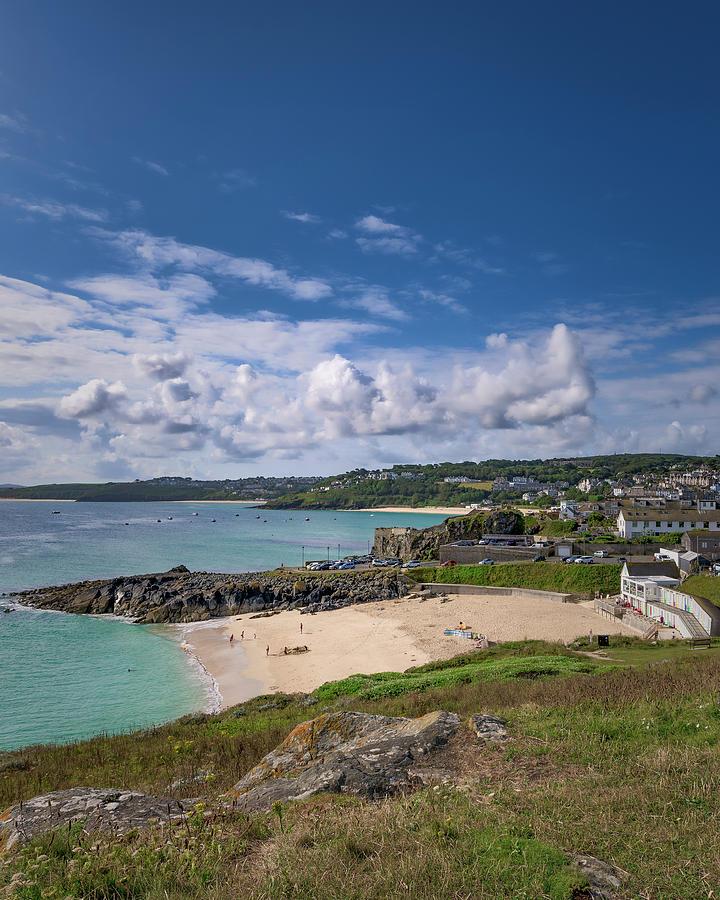 A walk to Porthgwidden beach - St Ives Cornwall by Eddy Kinol