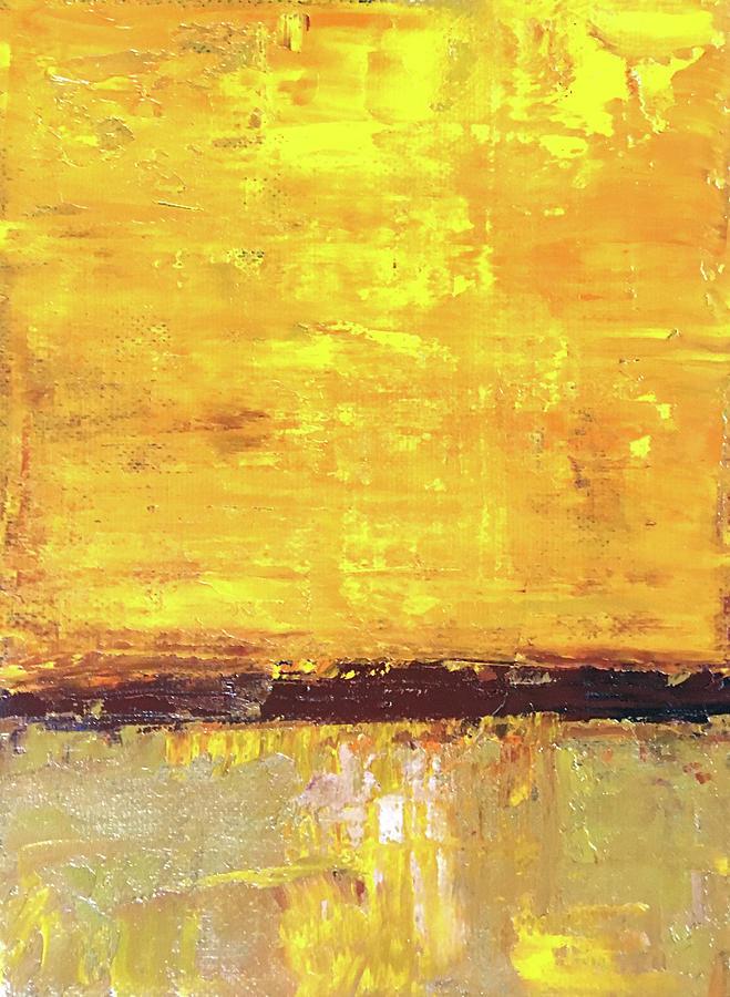 A Warm Feeling by Nancy Merkle