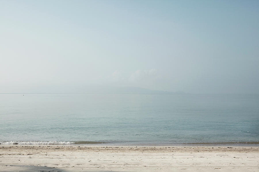 A Woundfull Beach Or Coastline With Photograph by Frank Rothe
