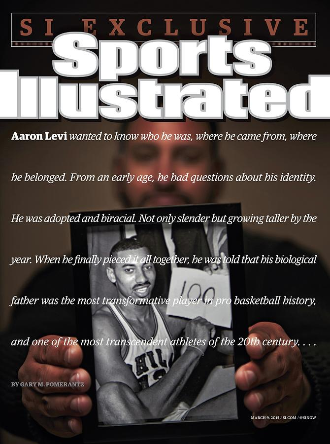 Aaron Levi Si Exclusive Sports Illustrated Cover Photograph by Sports Illustrated
