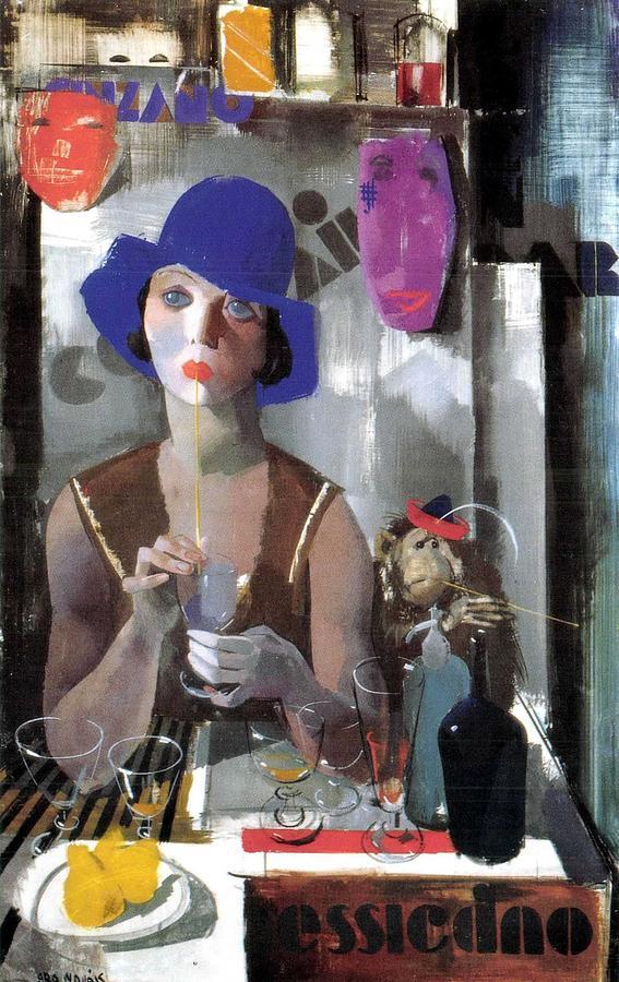 Aba-novak Laura C. 1930 Painting