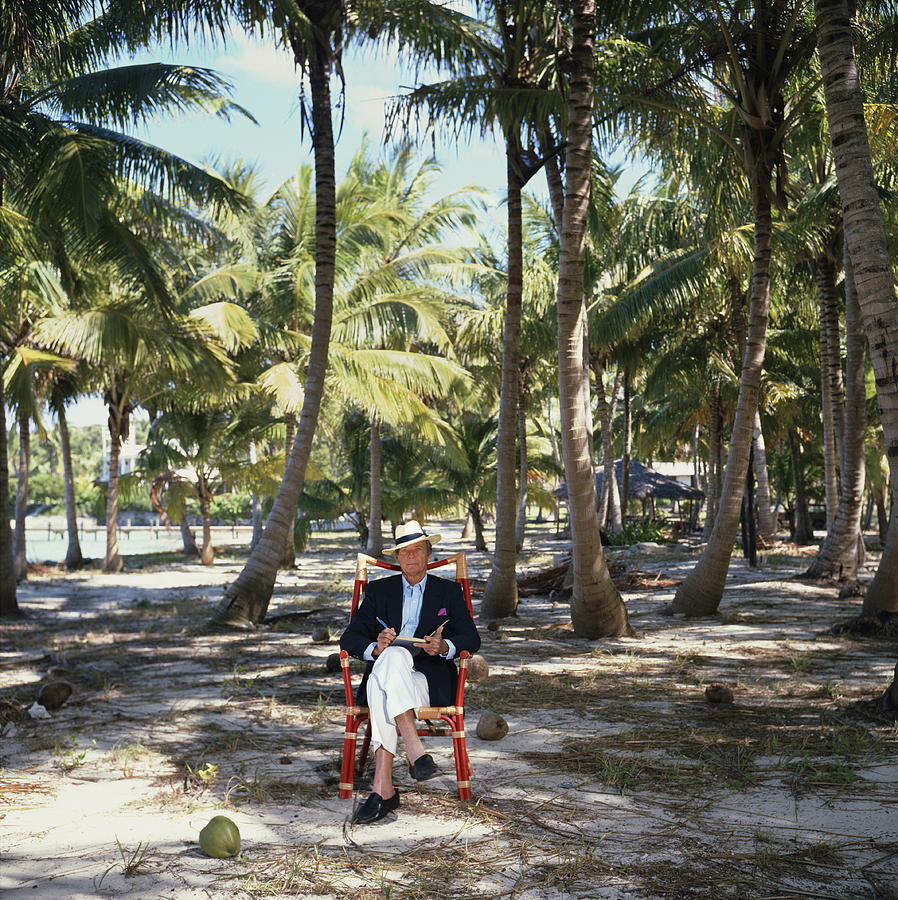 Abaco Islander Photograph by Slim Aarons