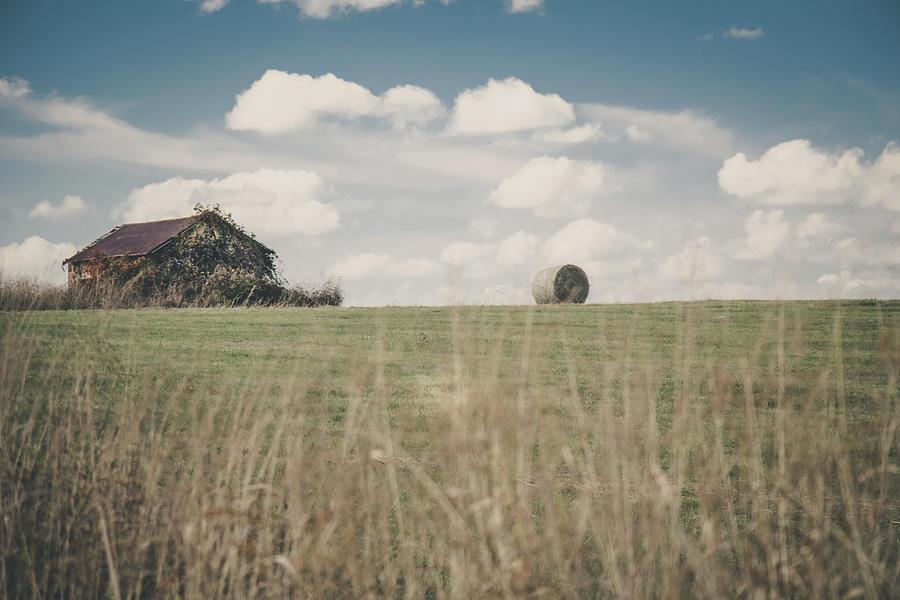 Abandoned House on the Prairie by Allin Sorenson