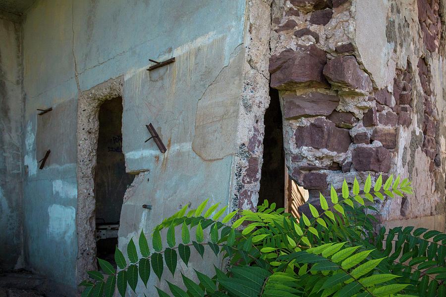 Abandoned Jail in Jerome Arizona  by Amy Sorvillo