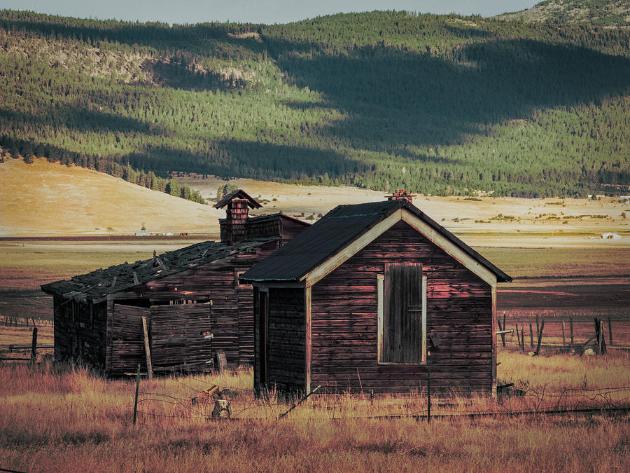 Abandoned Montana #4 by David Heilman