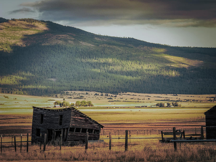 Abandoned Montana #5 by David Heilman