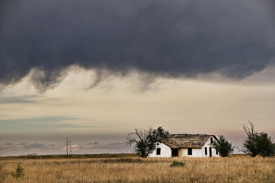 Abandoned New Mexico by Ryan Crouse
