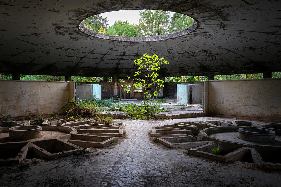Abandoned Spa in Decay by Roman Robroek