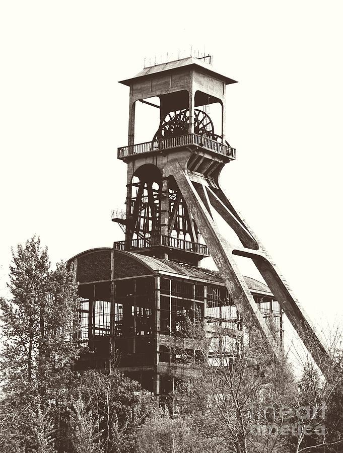 Abandoned Tower by Jurgen Huibers