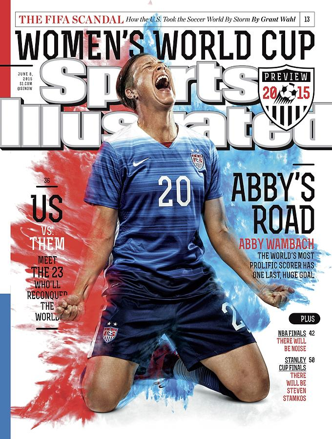 Abbys Road Us Vs. Them, Meet The 23 Wholl Reconquer The Sports Illustrated Cover Photograph by Sports Illustrated