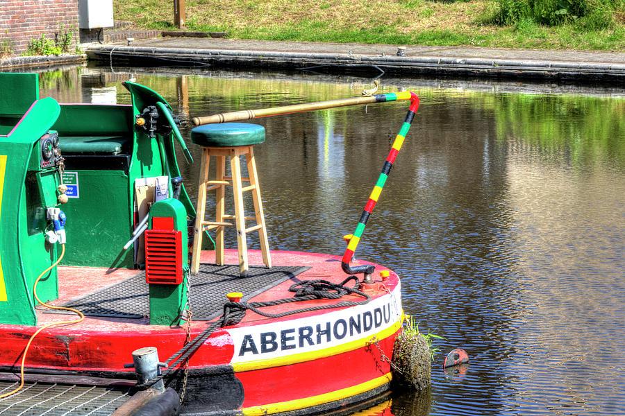 Aberhonddu by Steve Purnell