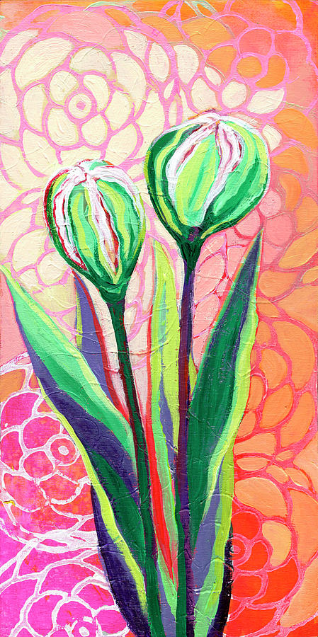 About to Bloom by Jennifer Lommers