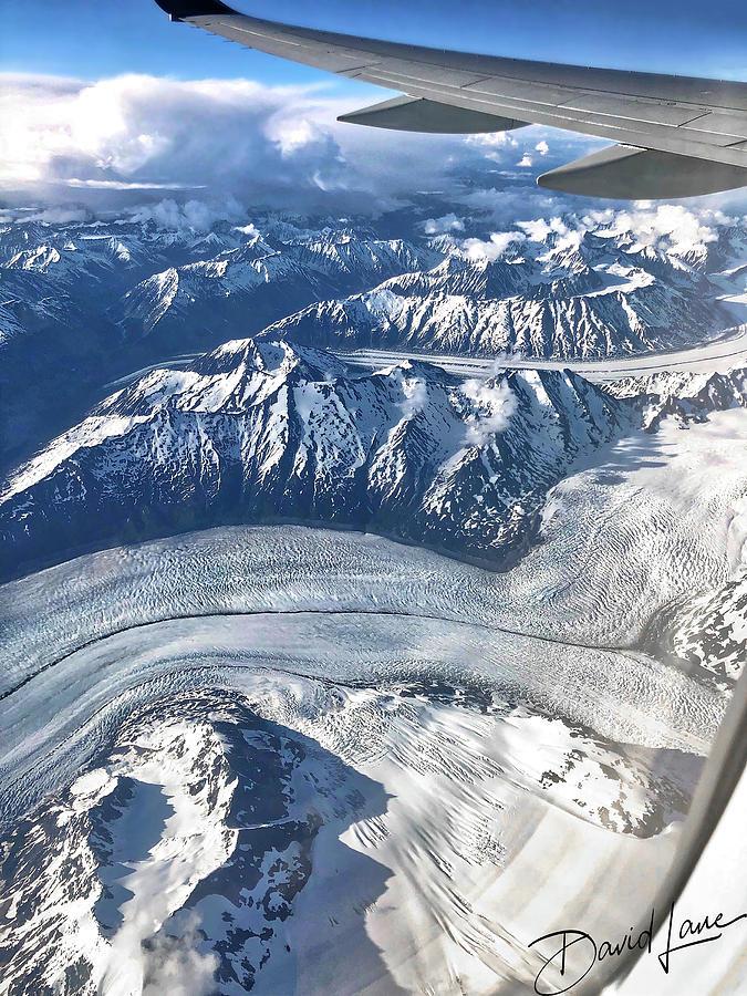 Above Alaska by David A Lane