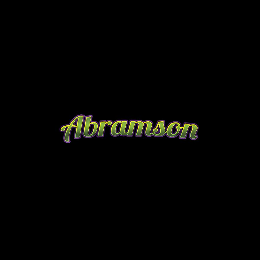 Abramson #Abramson by TintoDesigns