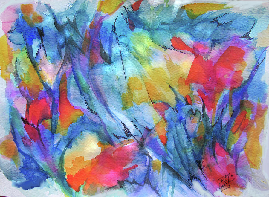 Abstract 517 by Jean Batzell Fitzgerald