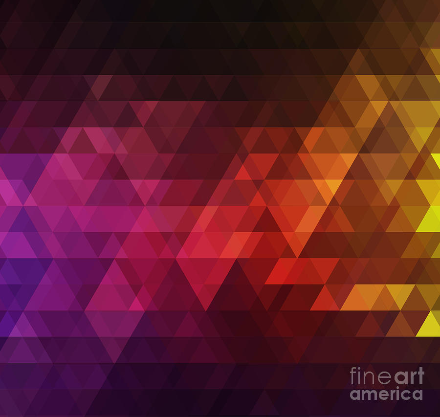 Blank Digital Art - Abstract Background For Design by Melamory