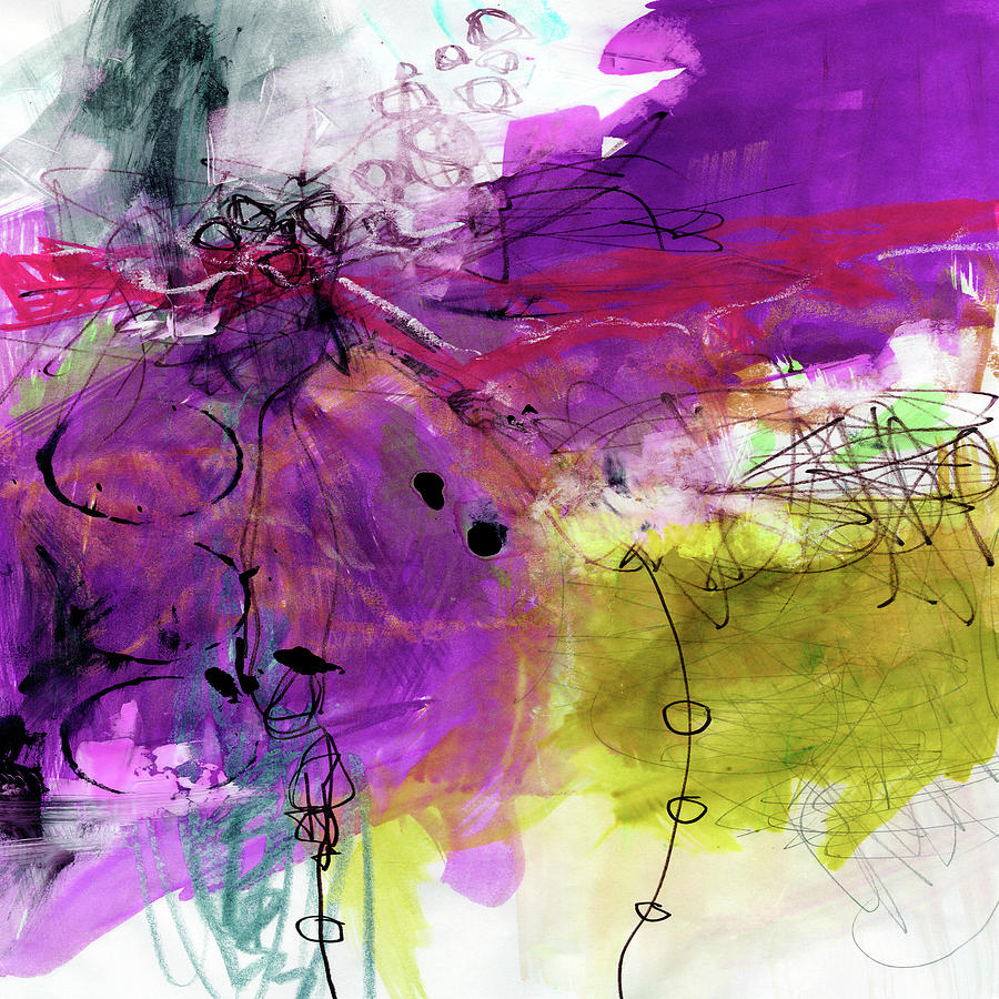 Abstract Composition 6d Painting