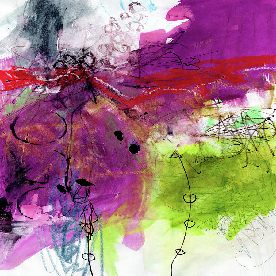Abstract Composition 6e Painting