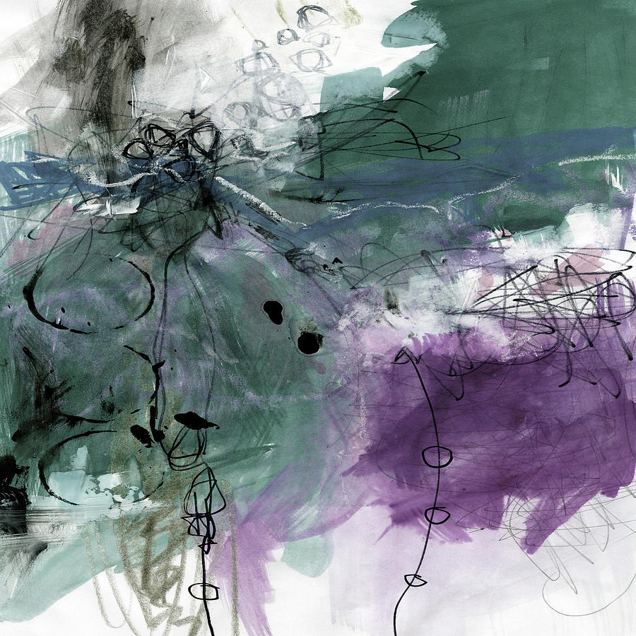 Abstract Composition 6j Painting