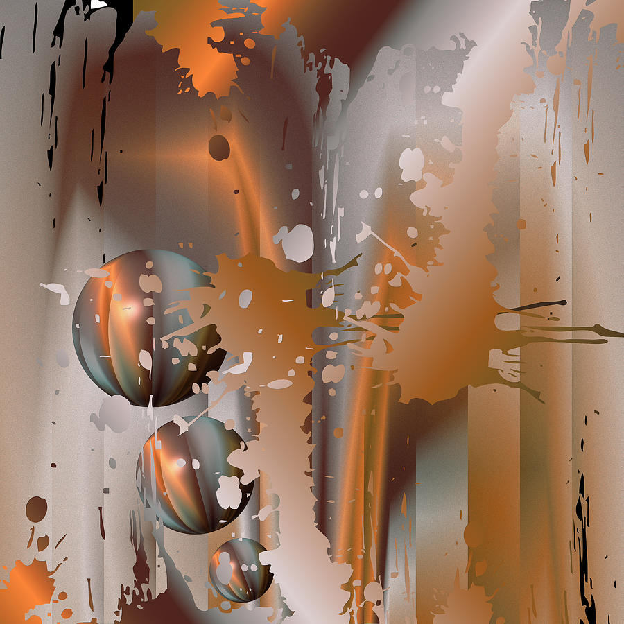 Abstract Copper by Robert G Kernodle