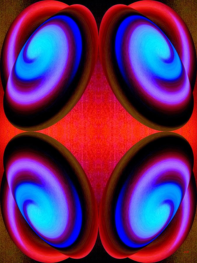 Abstract Decor 9 by Will Borden