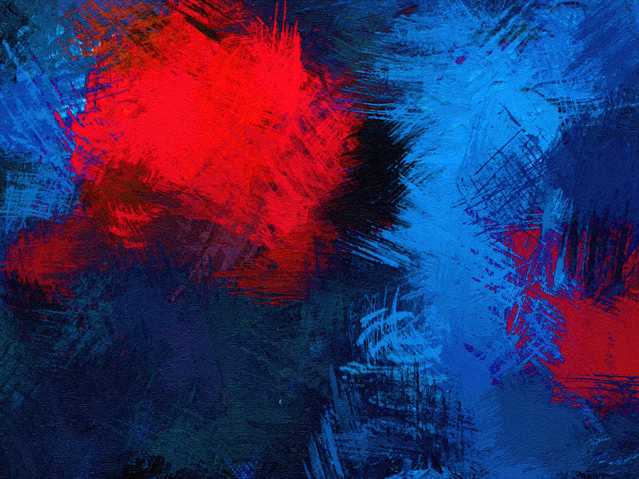 Abstract - DWP142847191 by Dean Wittle