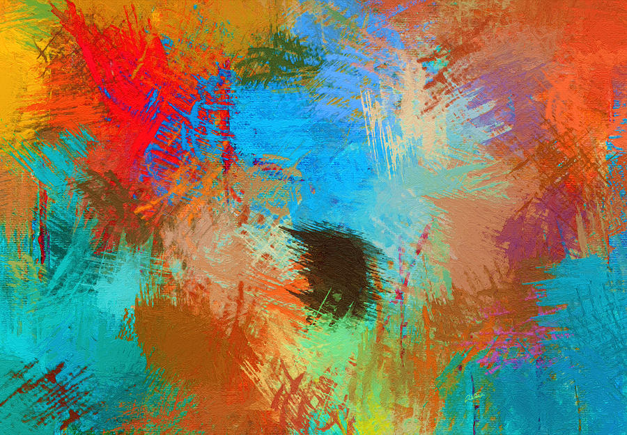 Abstract - DWP144718402 by Dean Wittle