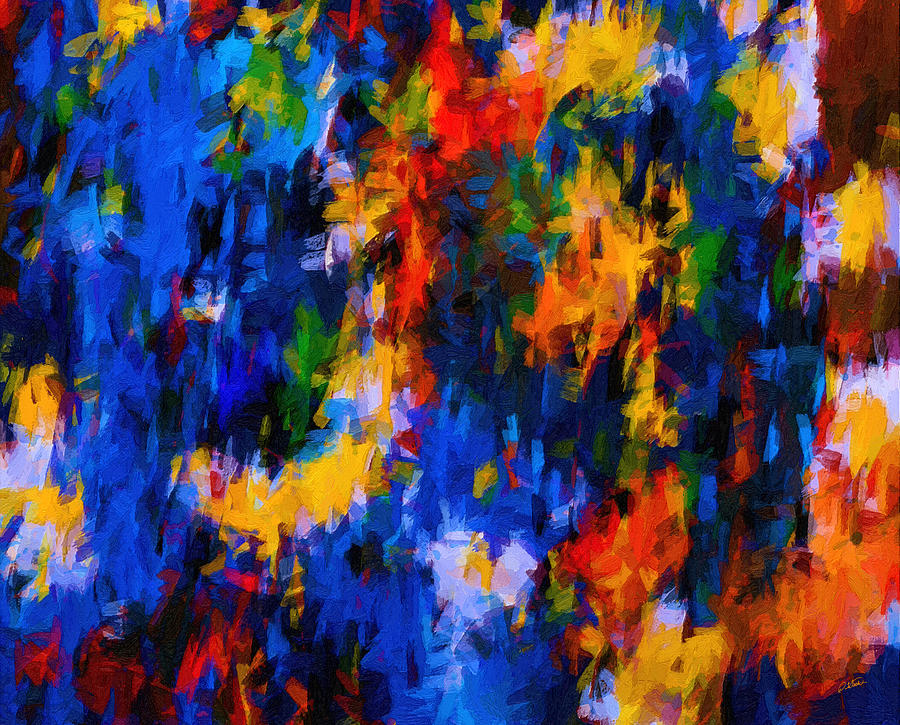 Abstract - DWP151710603 by Dean Wittle