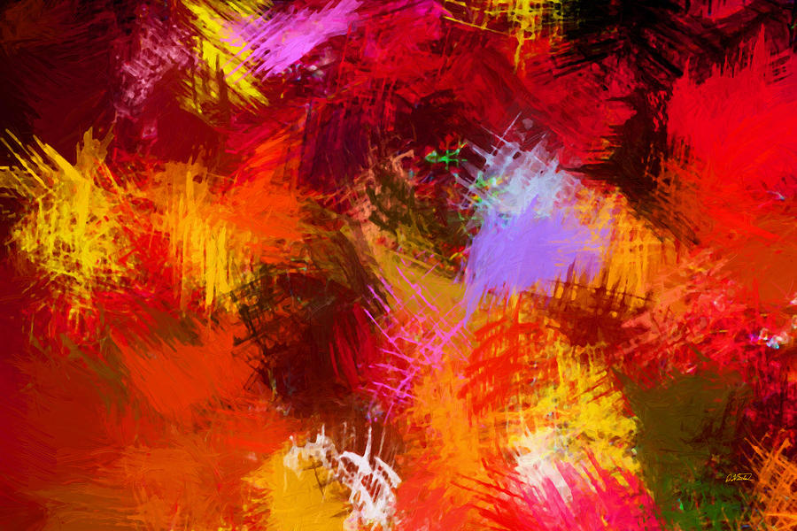 Abstract - DWP3622475 by Dean Wittle
