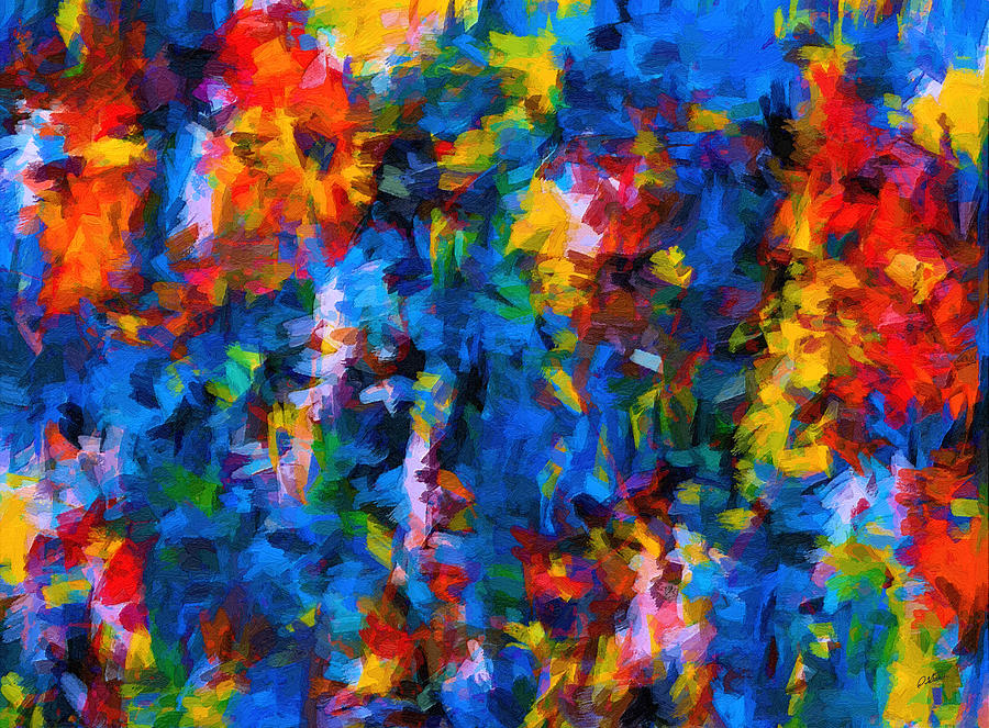 Abstract - DWP502630135 by Dean Wittle
