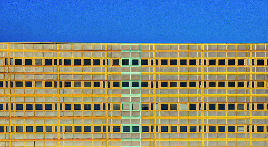 Abstract facade by Anders Kustas