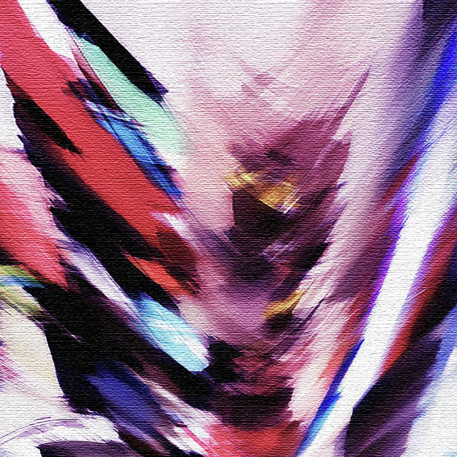 Abstract Ideas 2 Painting