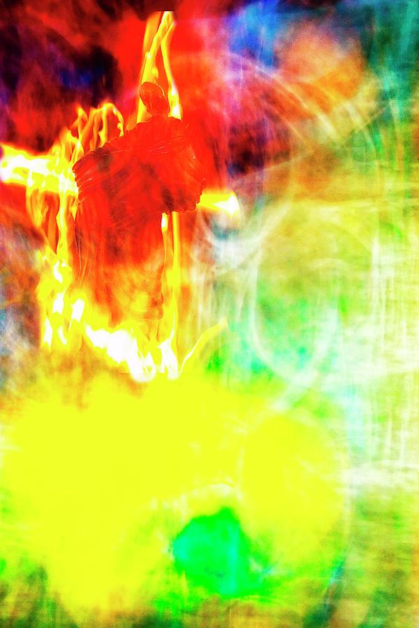 Abstract - III by Anna Yanev