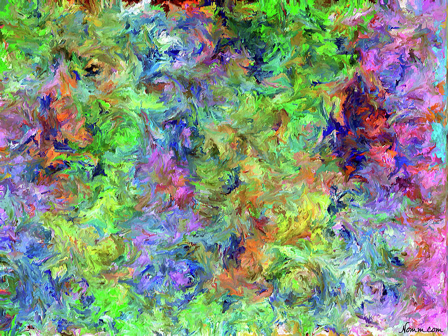Difference Between Abstract And Impressionist Art