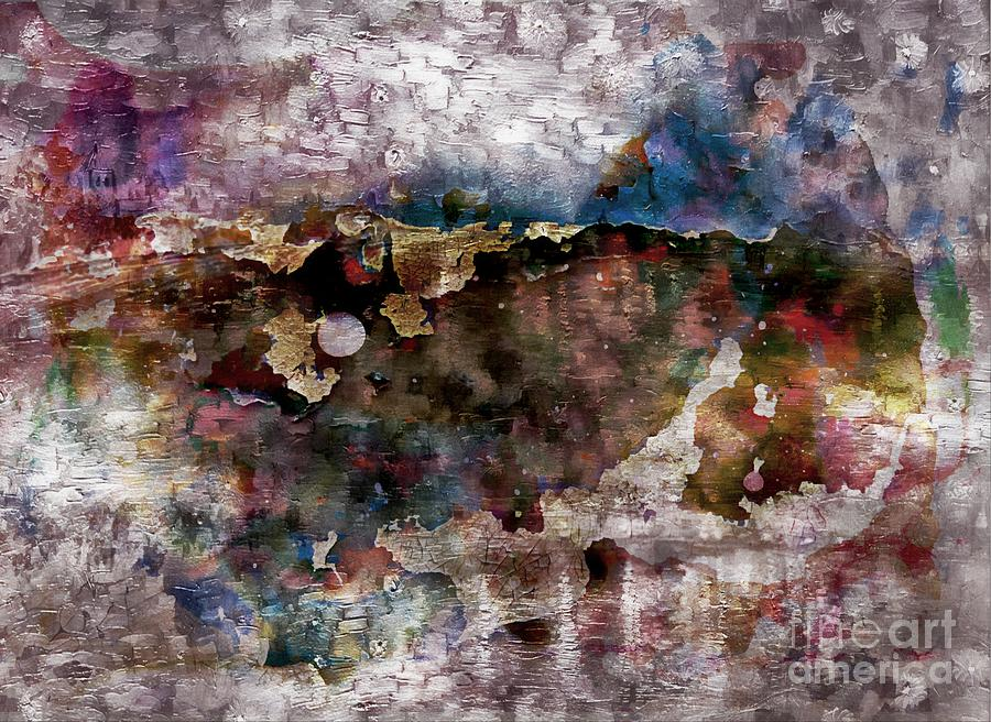 Abstract Impressions by Jolanta Anna Karolska