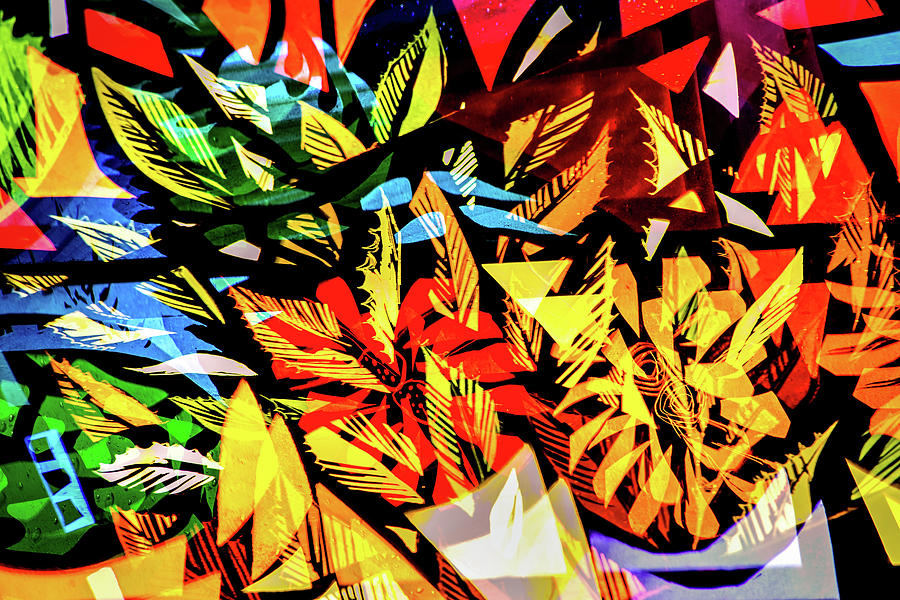 Abstract in Color by Don Johnson