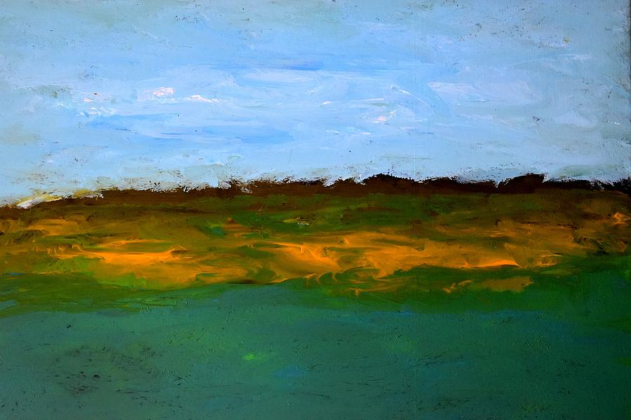 Abstract Landscape #c03 Painting