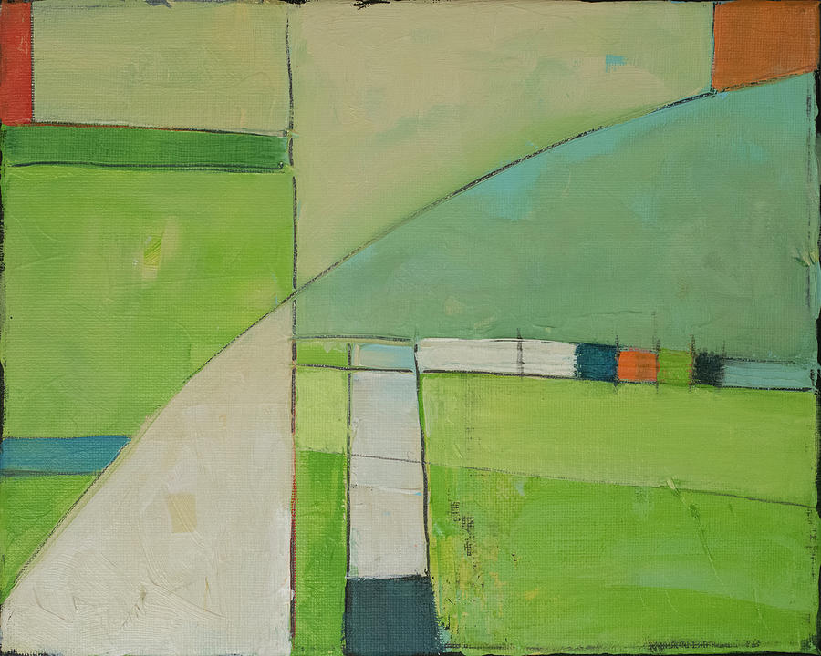 abstract landscape JT1 by Tim Nyberg