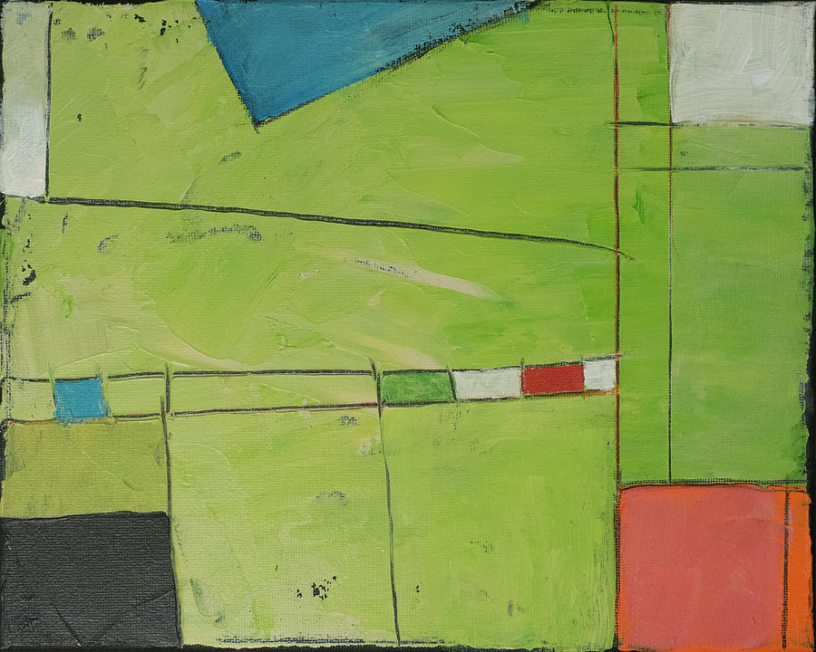 Abstract Landscape JT4 by Tim Nyberg