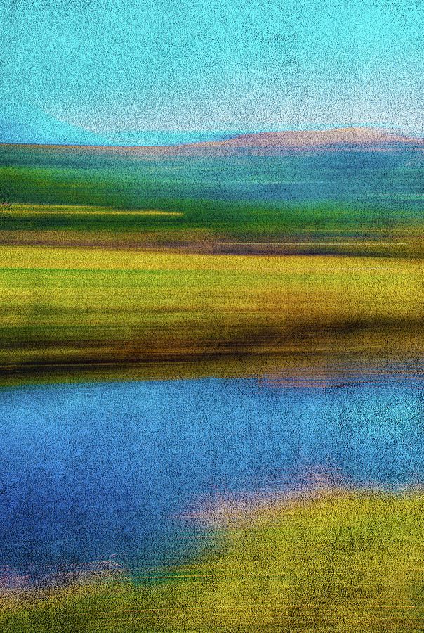 Abstract Landscape1 Photograph